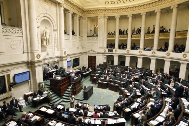 parlement federaal